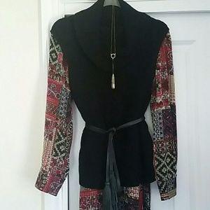 Zara Dresses - 📂Zara Woman Boho Patchwork Midi Dress📂